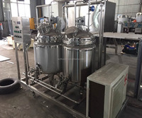 250L Milk Production Line With Good Performance