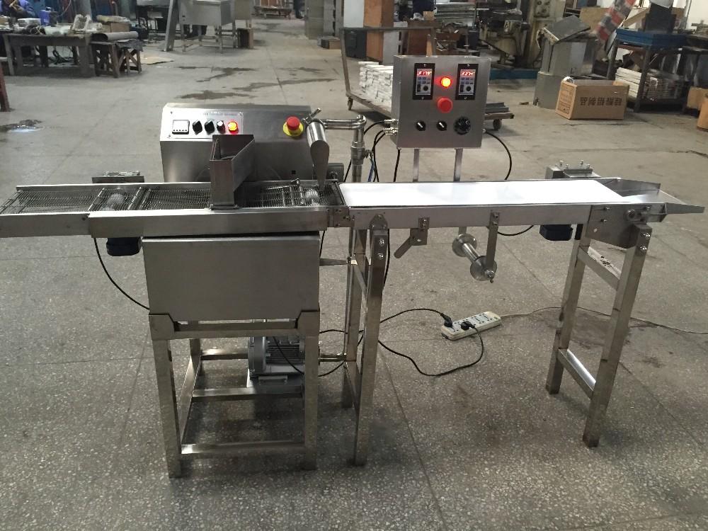 Low price peanut chocolate ball coating pan machine for coating chocolate