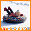 winter exciting sports inflatable snow tube snow sking slide snow ring
