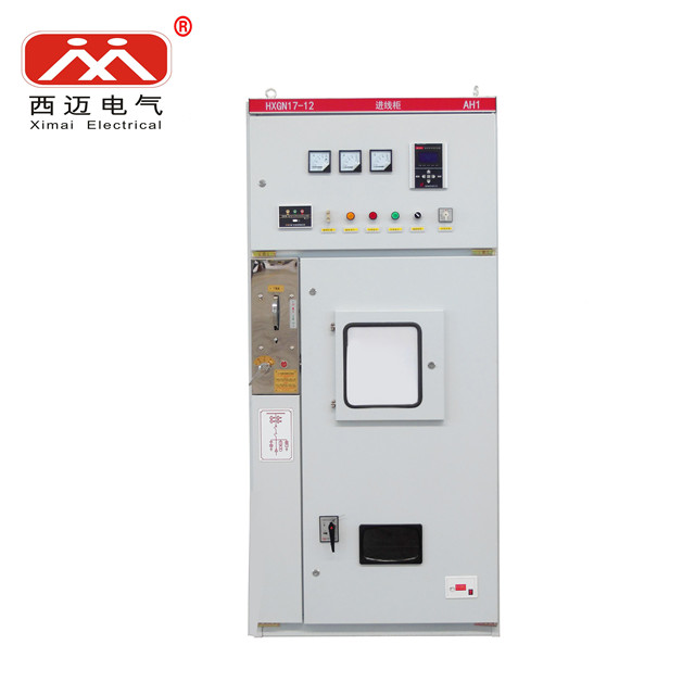 Electrical Main Switch Box Panel Board Switchgear Components From China on