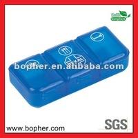 custom cheap 3 cases pill box