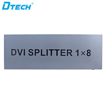 Dtech Ddwg Digital Video Kecepatan Switching 180cns 225 MHz <span class=keywords><strong>DVI</strong></span> 1.0 1 Sampai 8 <span class=keywords><strong>DVI</strong></span> Splitter