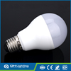 Cheap Price high brightness 55lm/w e27 9W cfl lamp bulb led