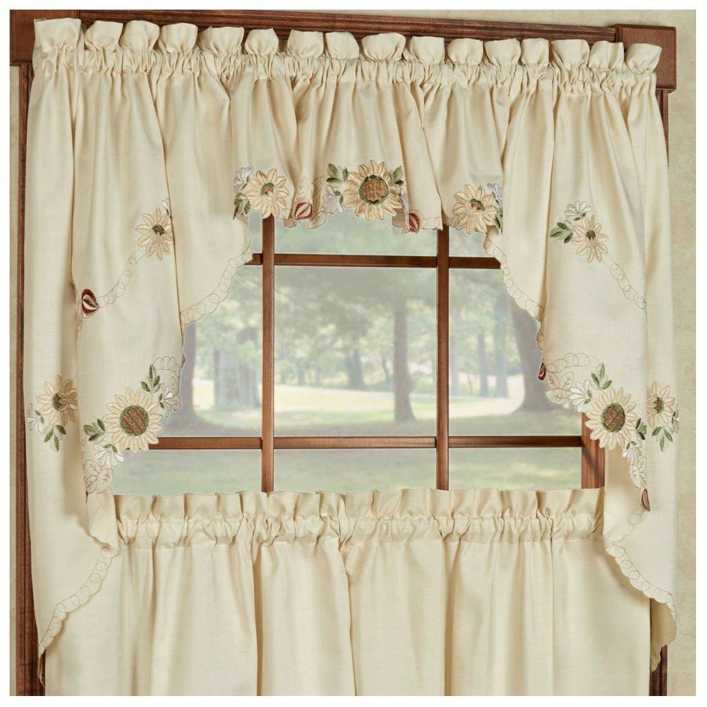 valance valances curtains meadows curtain pate julia kitchen style