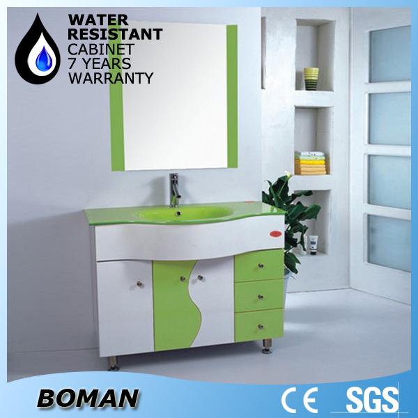 green glass sink acrylic bathroom cabinet buy acrylic bathroom