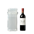 2018 Hot Sale Water-proof Wine Safety Air Bag air Cushion Wine Bottle Protector