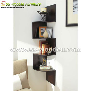Living Room Wooden Corner Shelf Ws 235235128 View Corner Shelf