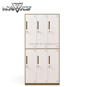 bedroom clothes steel wardrobe safe locker design
