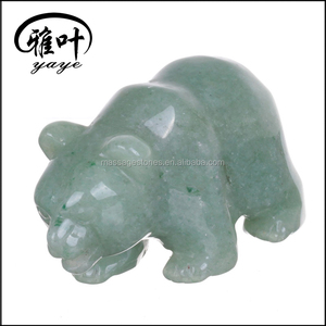 Amazon hypnotic gems carvings pc hand carved bear