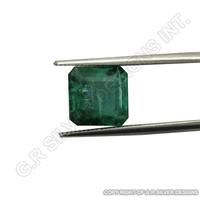 Natural Emerald Loose Gemstone, Precious Gemstone, Zambian Emerald Stone