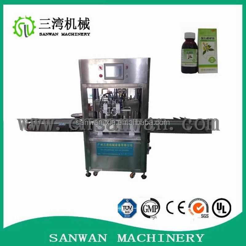 Small Bottle Beer Canning Filling Machine
