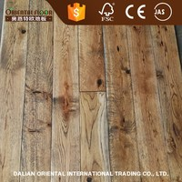 Good Quality DaLian Grade CD Oak Solid Flooring and Water Resistant Oak Flooring