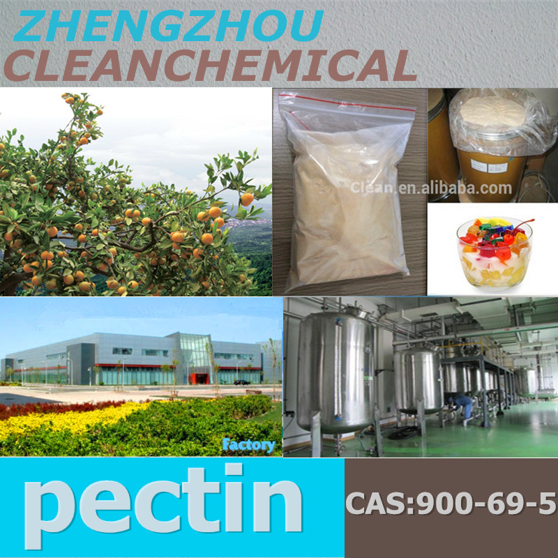 Belgium sell well Pectin powder produced by China biggest factory
