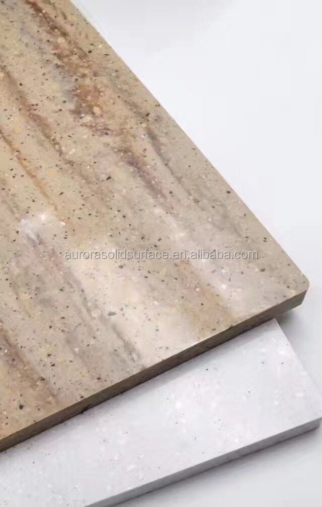 Veining Solid Surface