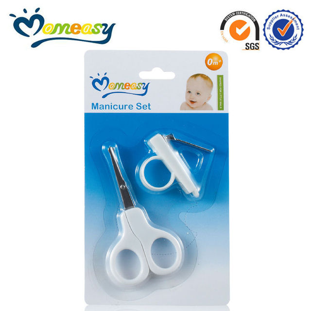 BABY NAIL CLIPPERS AND NAIL SCISSORS SET