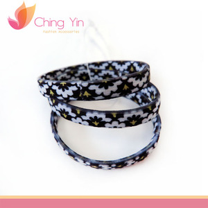 Wholesale fashion children hair elastic band,ponytail holder,elastic hair ties