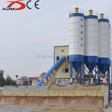 Evironmental protection wet mix concrete batch facilities HZS