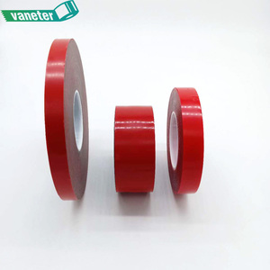 High quality hook vhb foam tape 4229 with double sided acrylic adhesion