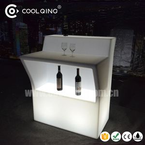 LED bar counter furniture for exhibition home decoration