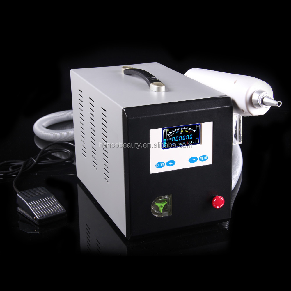 Factory direct (high quality) long pulse nd yag laser 1064nm machine with carbon laser