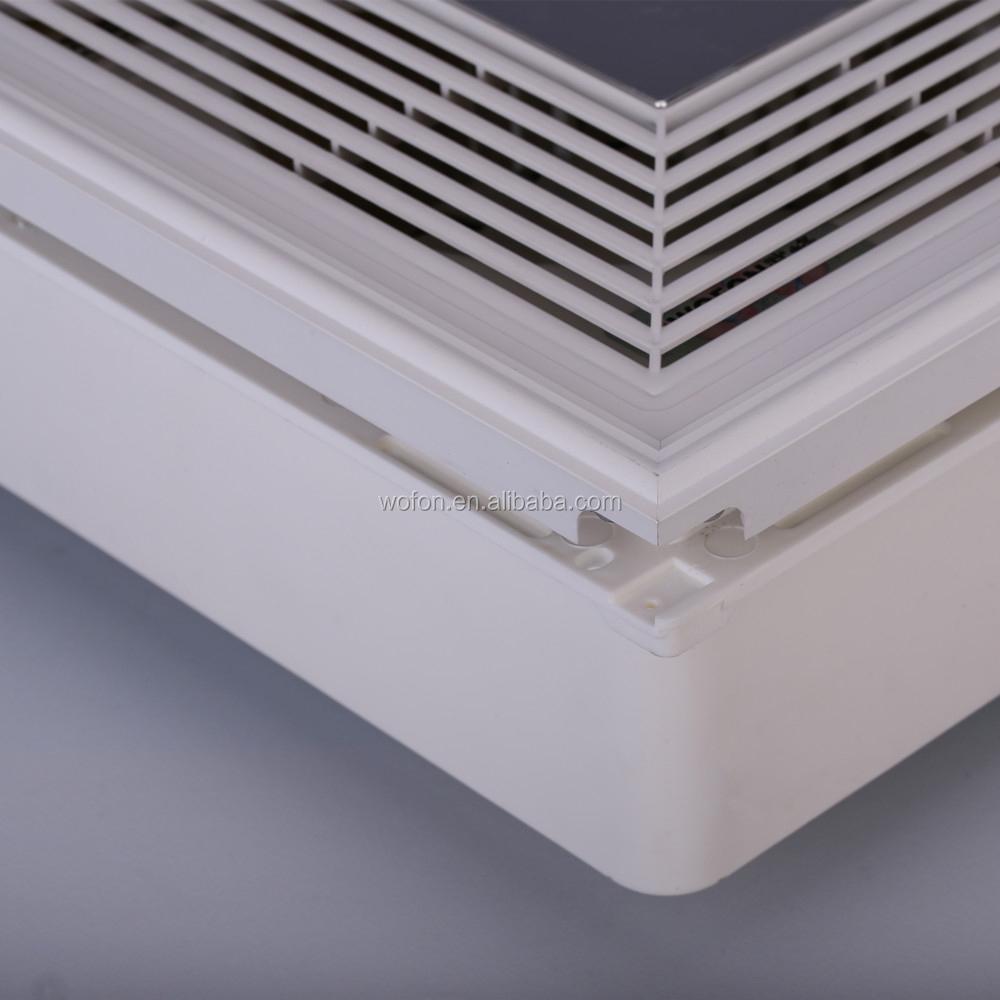 Salle de bains ventilateur d'extraction avec chauffage, Salle de ...