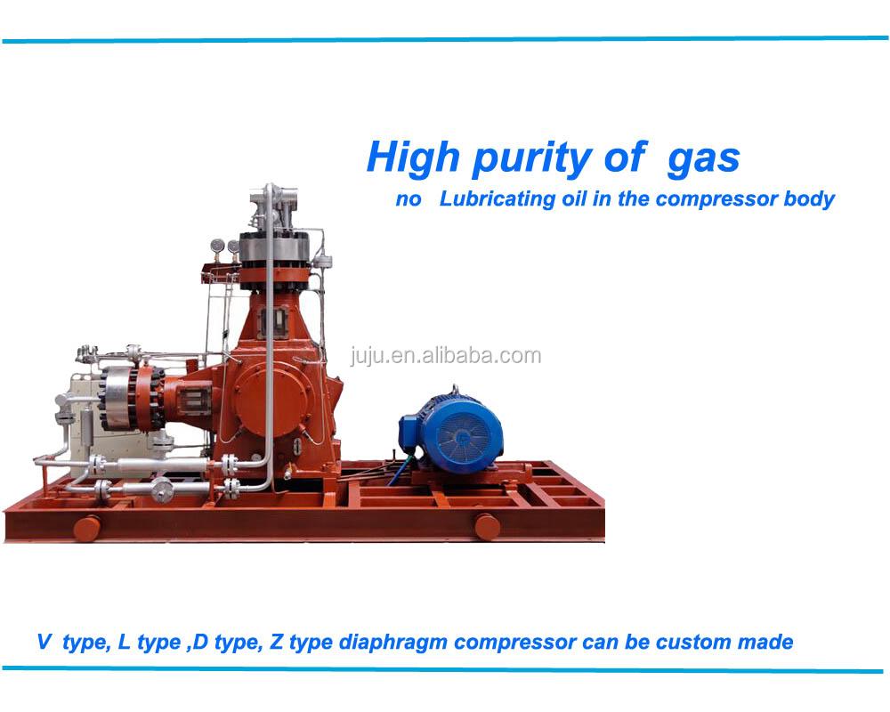 High Pressure Co2 Diaphragm Compressor Buy High Pressure