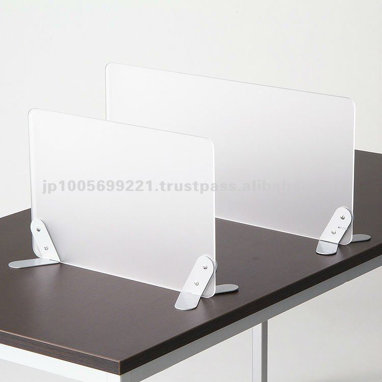 Exceptionnel Japanese High Quality Frosted Acrylic Desk Divider   Buy Desk Divider,Desk  Screen,Desk Partition Product On Alibaba.com