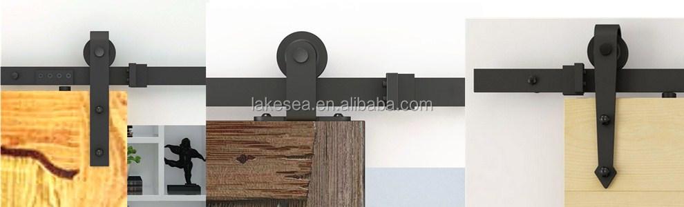 Wall Mounted Aero Barn Door Hardware