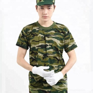 100 polyester wholesale camo t shirts