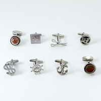 Personalized cufflinks for men silver 925/925 silver cufflinks/cufflinks sterling silver
