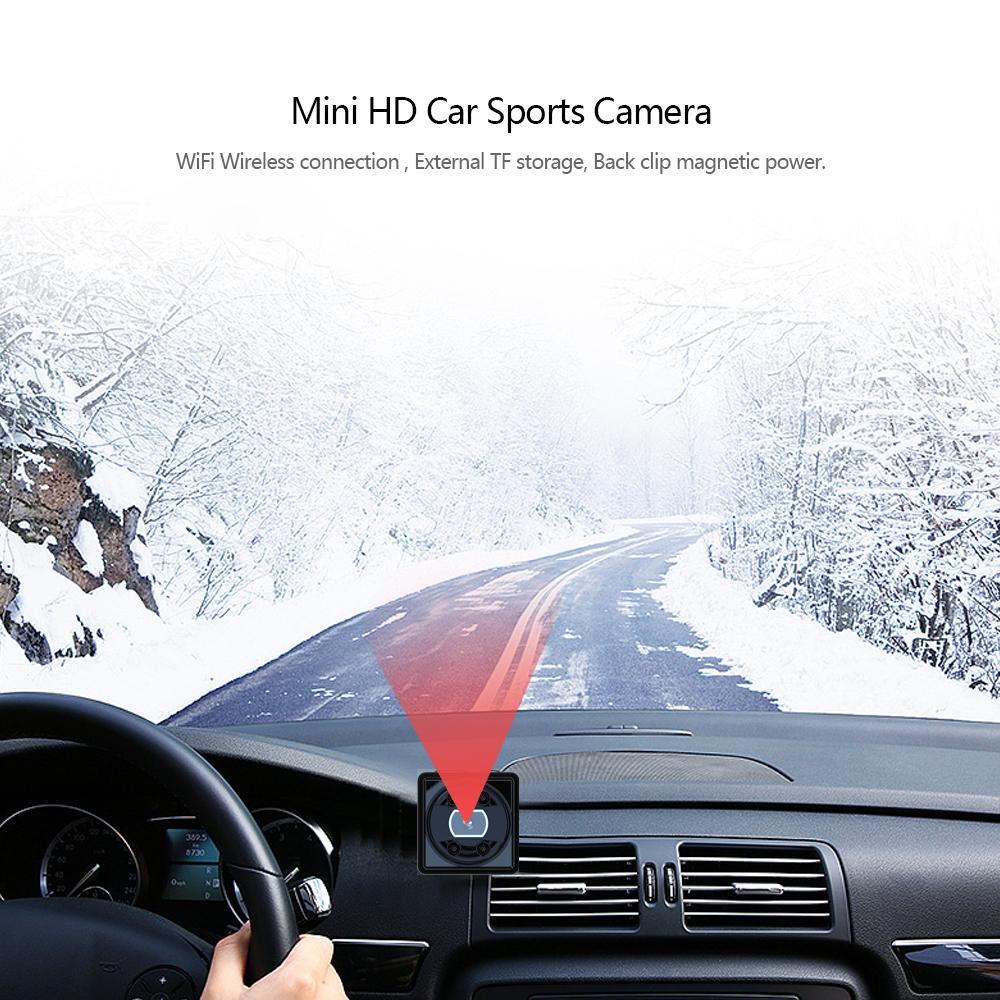 זול Mini המצלמה Q7 דיור מתכת מגנטי מצלמת וידאו הקלטת וידאו מצלמה ראיית יום ולילה אמיתיים