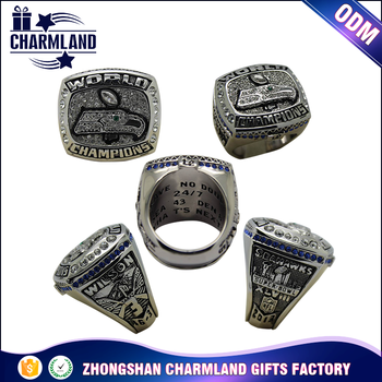 ring rings baron championship football pomona pomono grande products