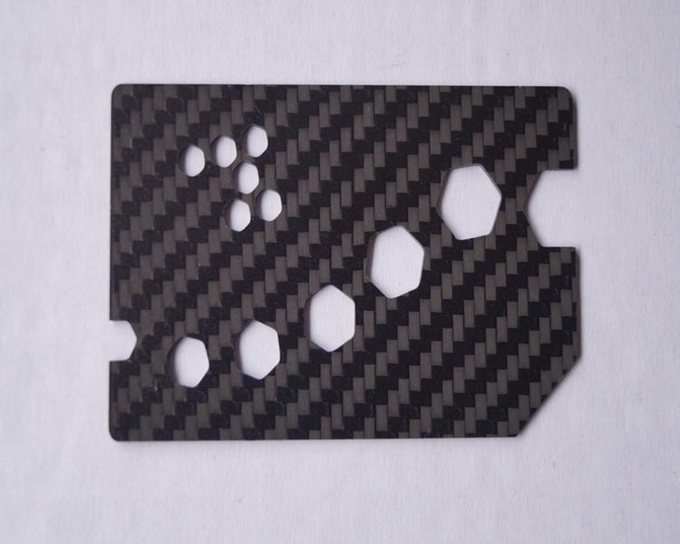 Carbon Fiber Drag Washer Sheet Fishing Reel Carbon Fiber