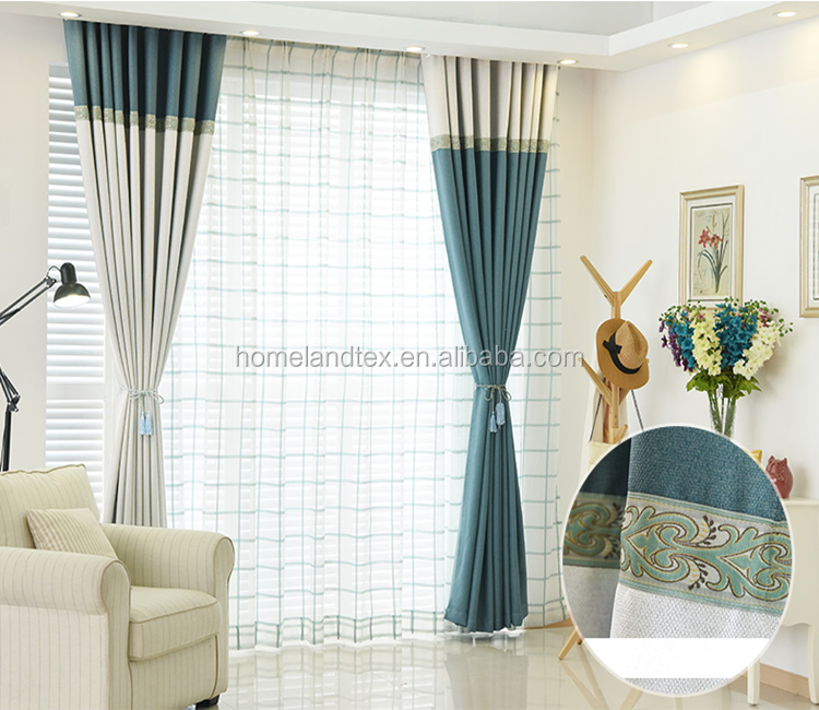 Type Of Fabric To Make Curtains