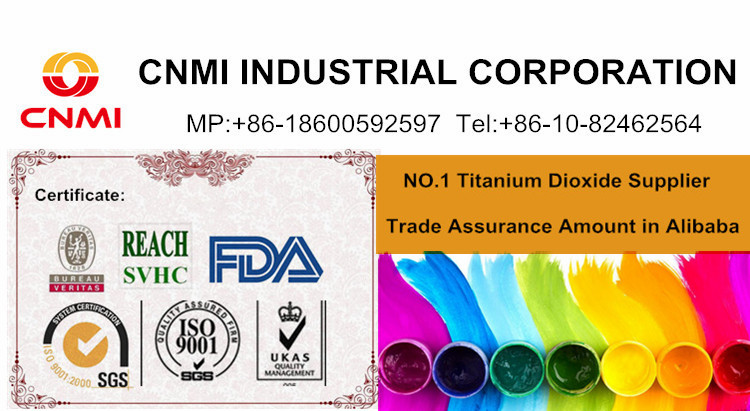 High Quality Nano Titanium Dioxide Slurry Rutile Cosmetic Food Grade E171 Powder Tio2 Oily