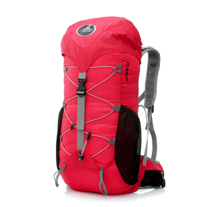high quality red rock adventure athletic backpacks with secret pockets Outdoor mountaineering sports Travel backpack