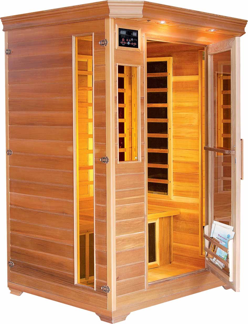 Wundervoll 2 Personen-weites Infrarot-sauna-raum - Buy Product on Alibaba.com FZ75