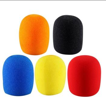 China manufacturer portable Sponge microphone cover Microphone sponge