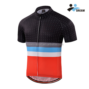 Wholesale custom sublimation printing jersey cycling china used cycling jersey