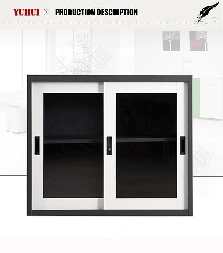 small metal frame glass door cabinet low sliding glass door rh alibaba com small glass door media cabinet ikea small glass door cabinet