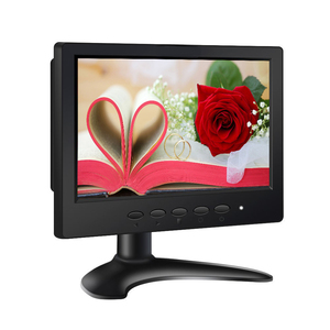 7 inch 1024*600 lcd cheap mini monitor for pos
