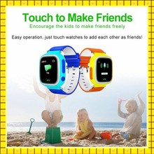 popular GPS/LBS Remote monitor Phone calls vtech kidizoom smart watch