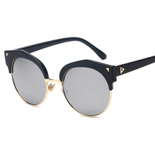 Cheap vintage best selling hot China fashion oversized sunglasses 2017