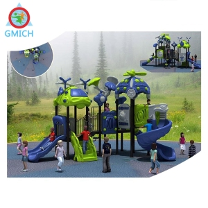JMQ-G017A Professional design top guns digital playground school playground with climbing outdoor kids play center