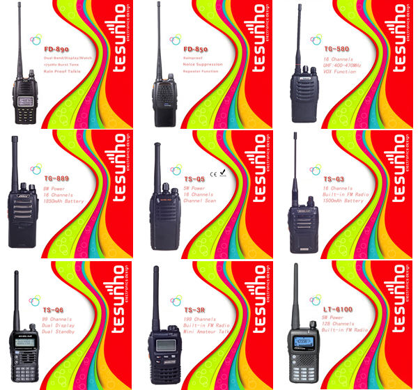 100 mile public network radio WCDMA walkie talkie with sim card more than 50km