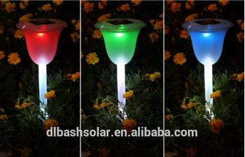 Superbe Multi Colored Solar Garden Lights Mushroom Solar Lights For Garden