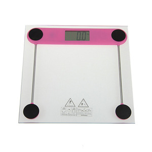 TS-B1320(TS-2010A) Hot Selling 2018 Amazon Bathroom Scale Manufacturer 6mm Tempered Glass Digital Body Weight Personal Scale