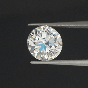 Star melee vvs1 d - I1 J round natural diamond for jewelry