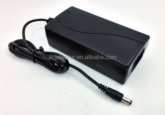 Desktop 12v6a power adapter for mini refregerator adapter with GS UL SAA