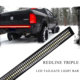 "48"" Redline TRIPLE LED Tailgate Light Bar w/Sequential Amber Turn Signal 864 LED Solid Beam Full Function Reverse Brake Running"
